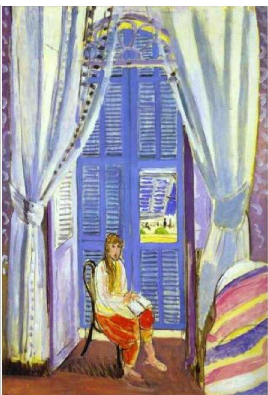 Ventanas en los cuadros de Henri Matisse | Arte ... finestra (alla ...