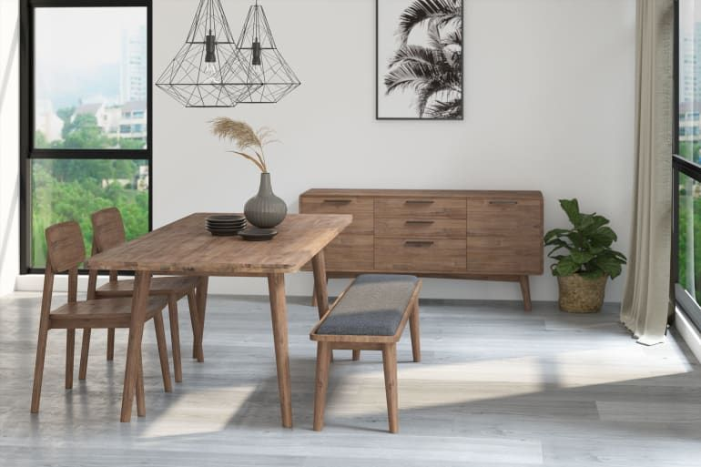35++ Extendable dining table set with bench Best Choice