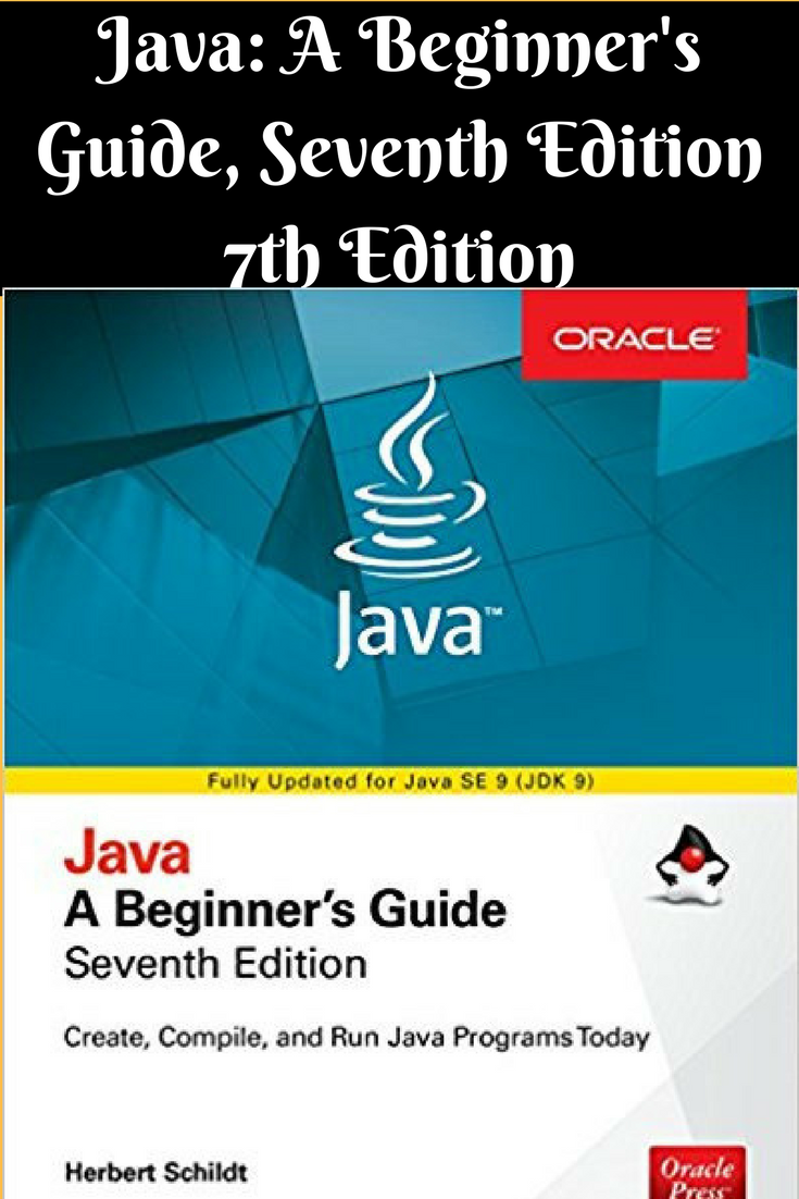 Best Java Book for beginners, Java learning book, java