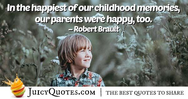 Happy Childhood Memories Quote - (With Picture) (With ...
