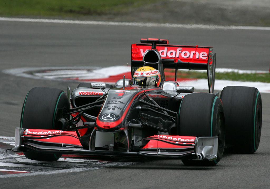 f1 racing | Image: McLaren Mercedes MP24 F1 race car, size: 1024 x ...