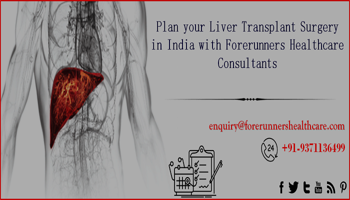 Hassle Free Liver Transplant Surgery in Top hospitals of