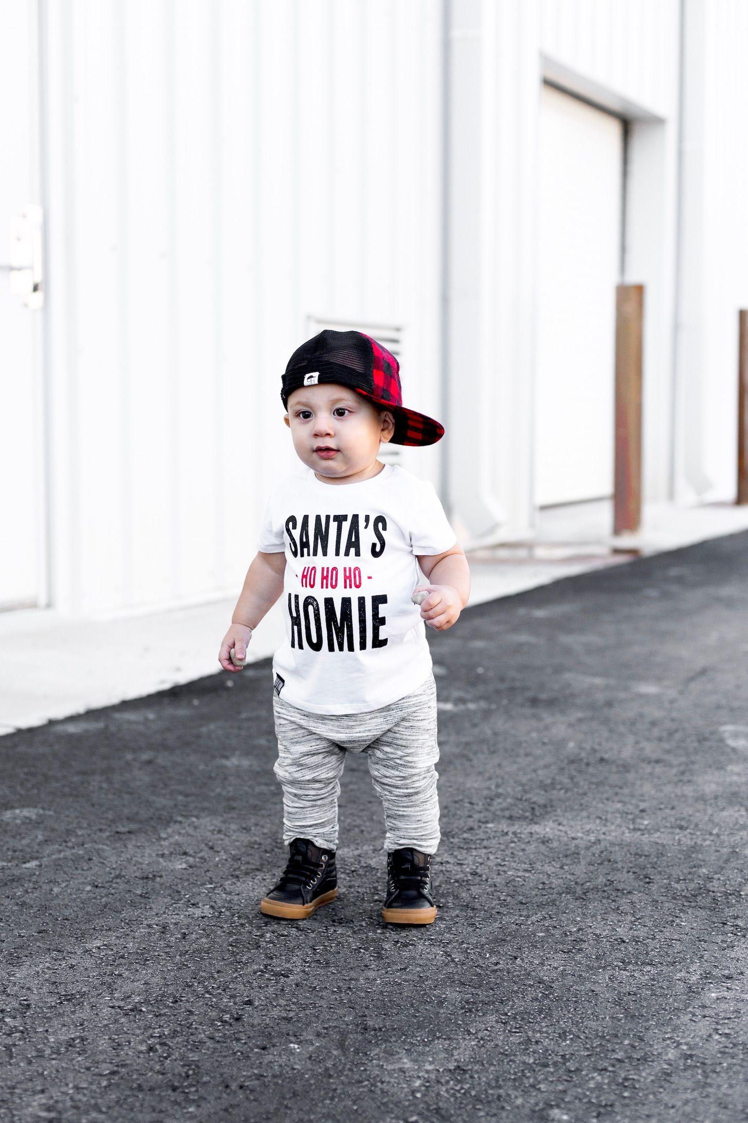 cbd543f3b8 toddler christmas shirt kids fashion buffalo plaid vans sk8 hi top raxtin  clothing co