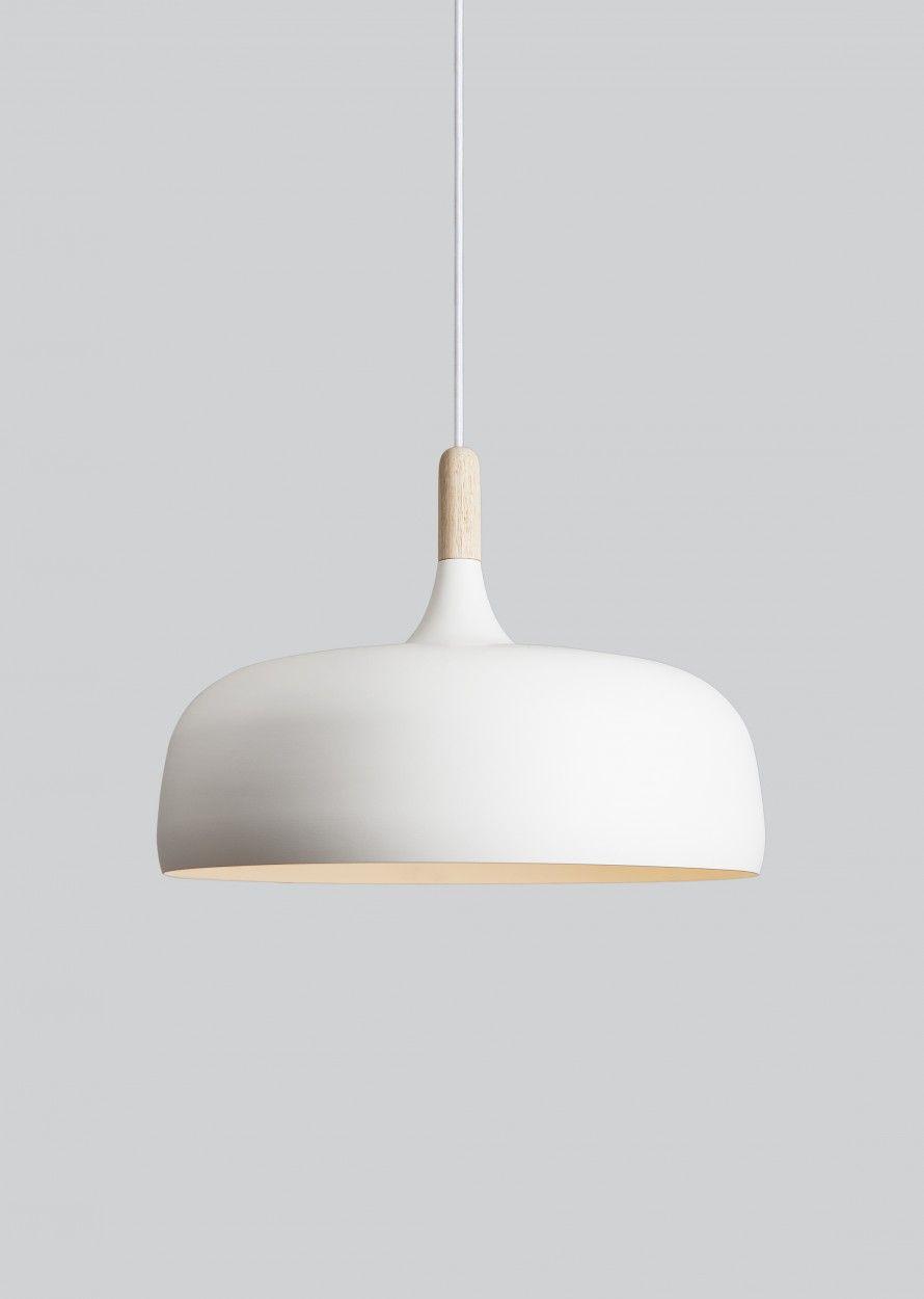 Diameter 30cm Green AMBIT Pendant Lamp Aluminum Suspension Ceiling Lamp