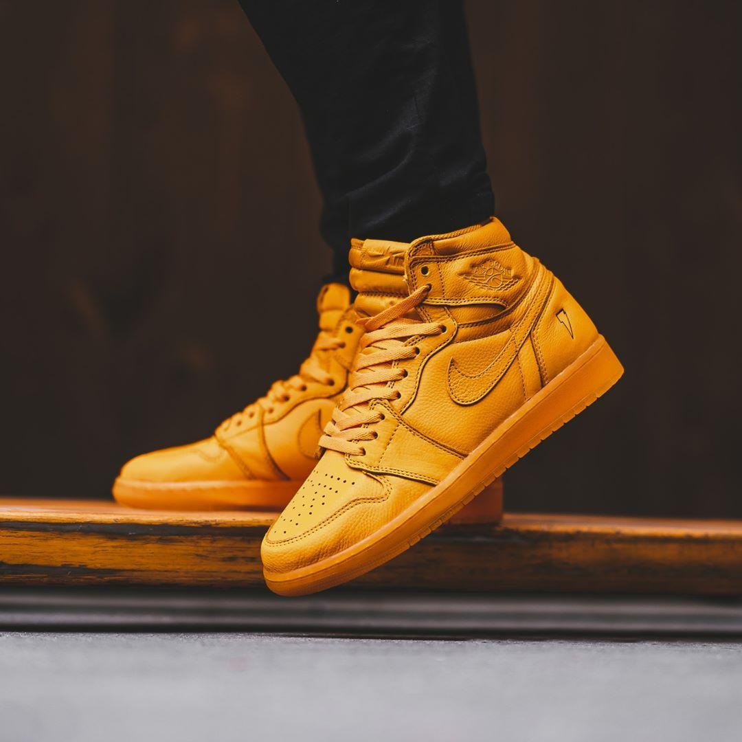 Nike Air Jordan I  Like Mike  Gatorade  29250c037