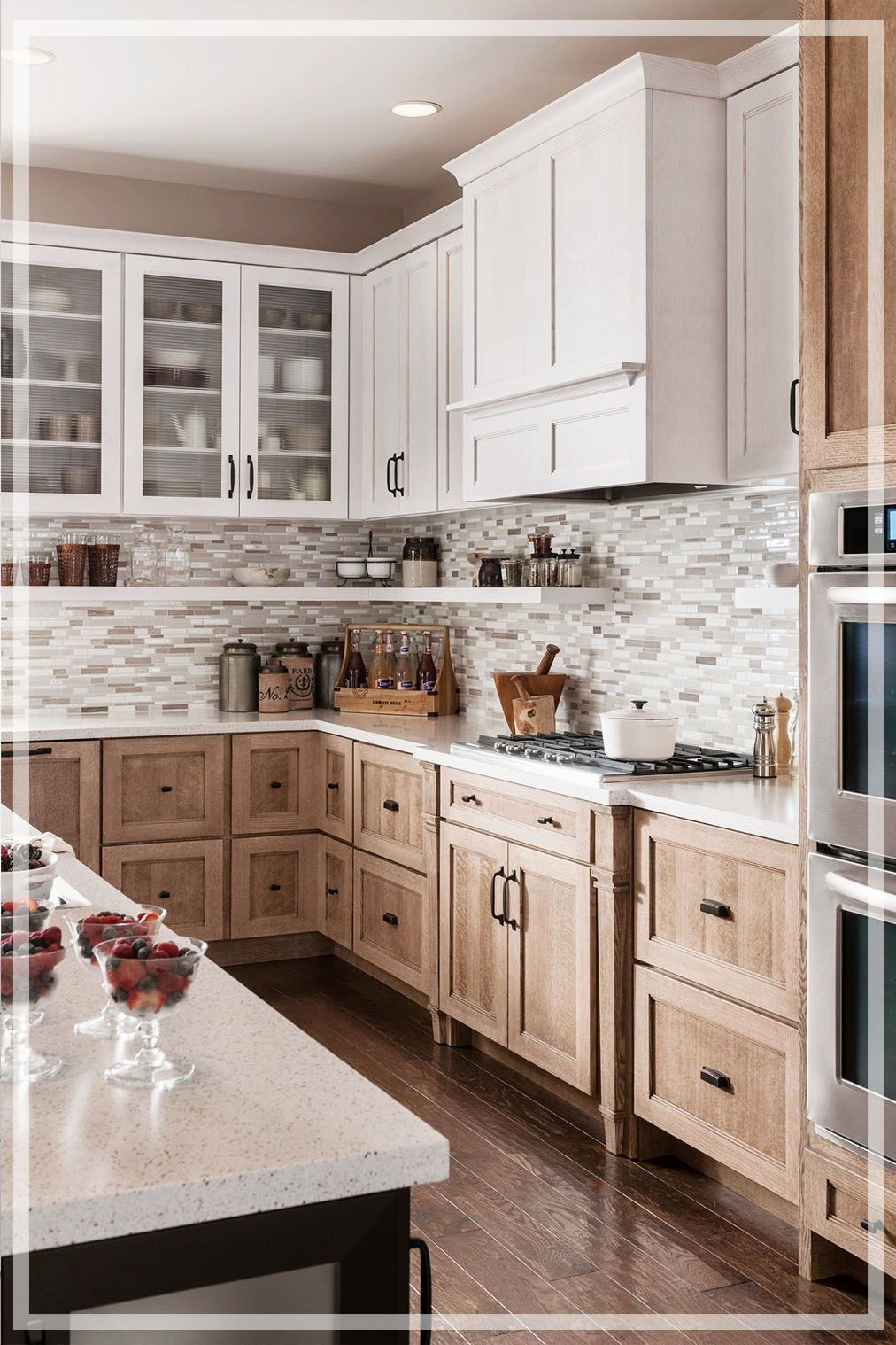 33 Affordable Farmhouse Style Kitchen Ideas Designs How To Decorate Modern Kitchen Cabinet Design Kitchen Decor Modern Farmhouse Style Kitchen