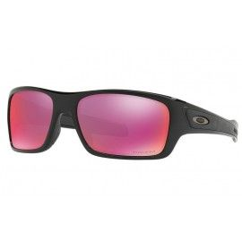 5d916bb42d Oakley Turbine XS (Youth Fit) PRIZM Field sunglasses Polished Black frame    Prizm Field