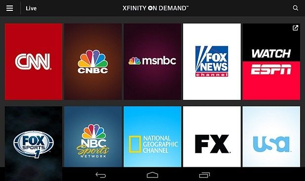 How To Use Xfinity Streaming While Traveling Abroad App Cable
