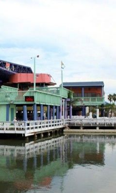Louie's Backyard Bayside Dining & Cocktails South Padre ...