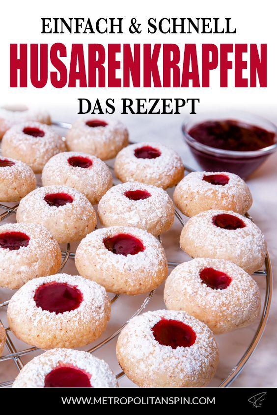 Photo of Recipe: Husarenkrapfen – metropolitanspin • explore beautiful destinations