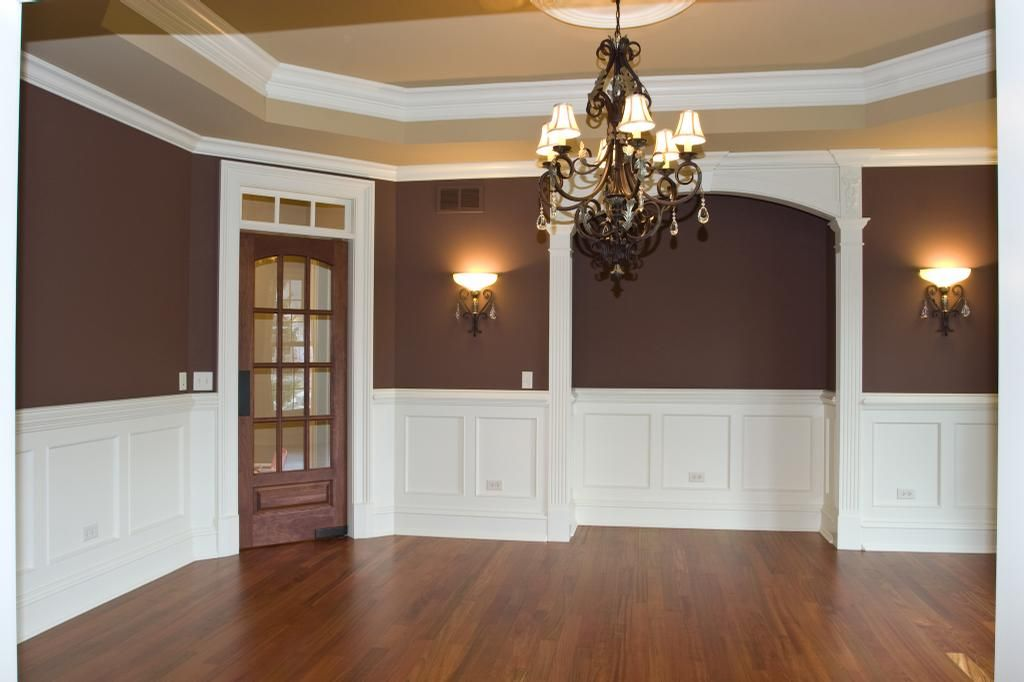 Two Tone Bedroom Paint Schemes Painting Contractor Provided By Capital Montgomery Il 60538