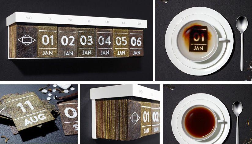 Tea Calendar.  Someone please buy me this.