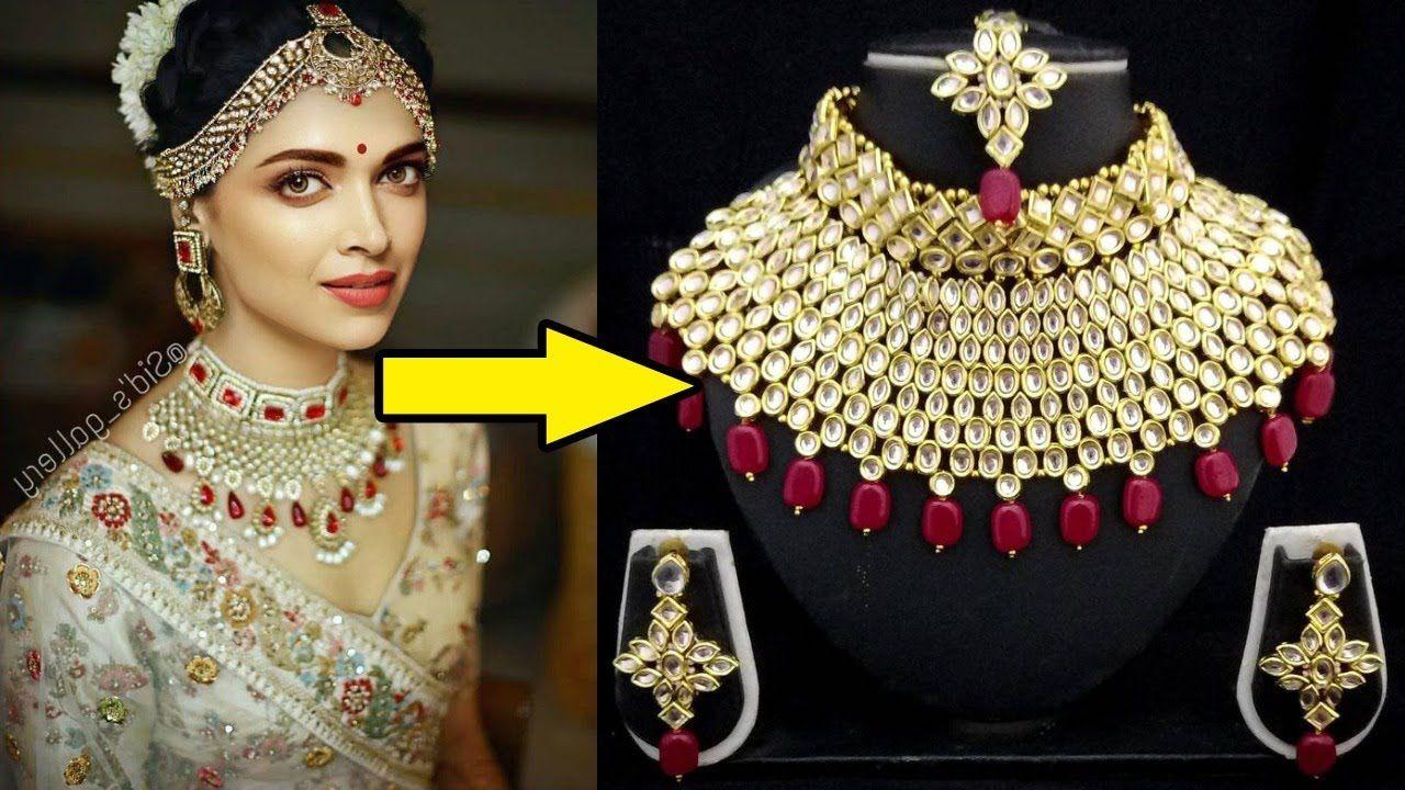 11 Most Expensive Wedding Necklaces Of Bollywood Actress Deepika Padukone Anushka Sharma Museo Virtuale