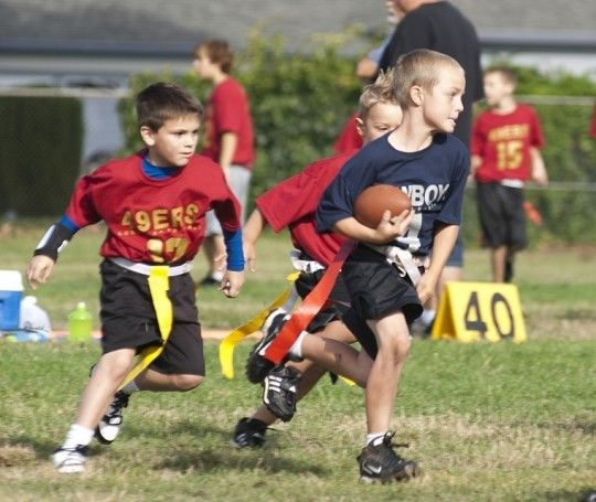 Flag Football For Tots Flag Football Kids Events Kids Sports
