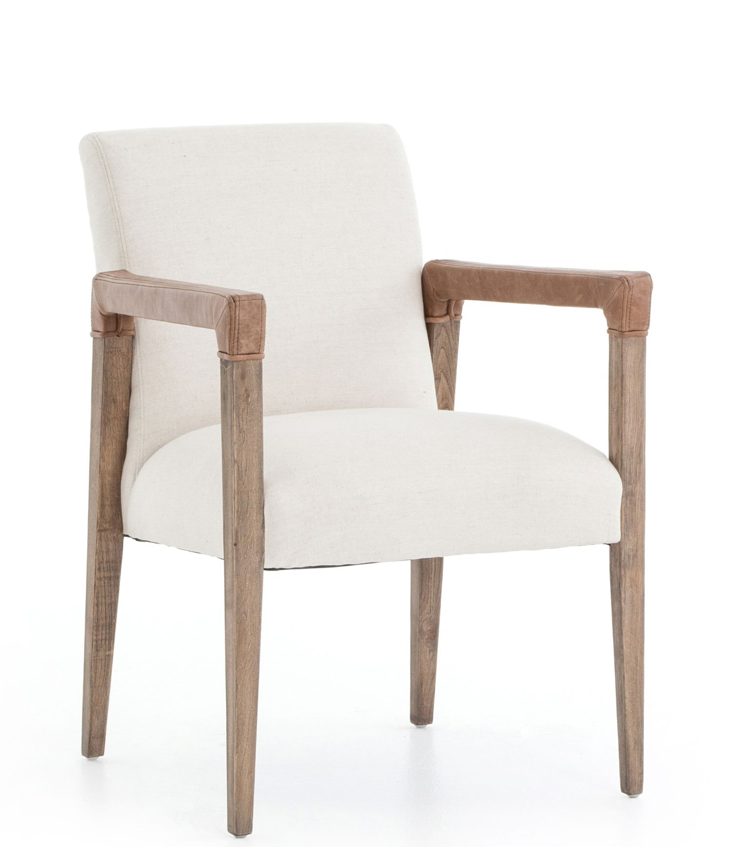 10 Most Popular Side Chairs With Arms For Living Room