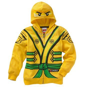 lego ninjago costume hoodie boys 4 7 fall clothing sebastian pinterest geburtstag. Black Bedroom Furniture Sets. Home Design Ideas