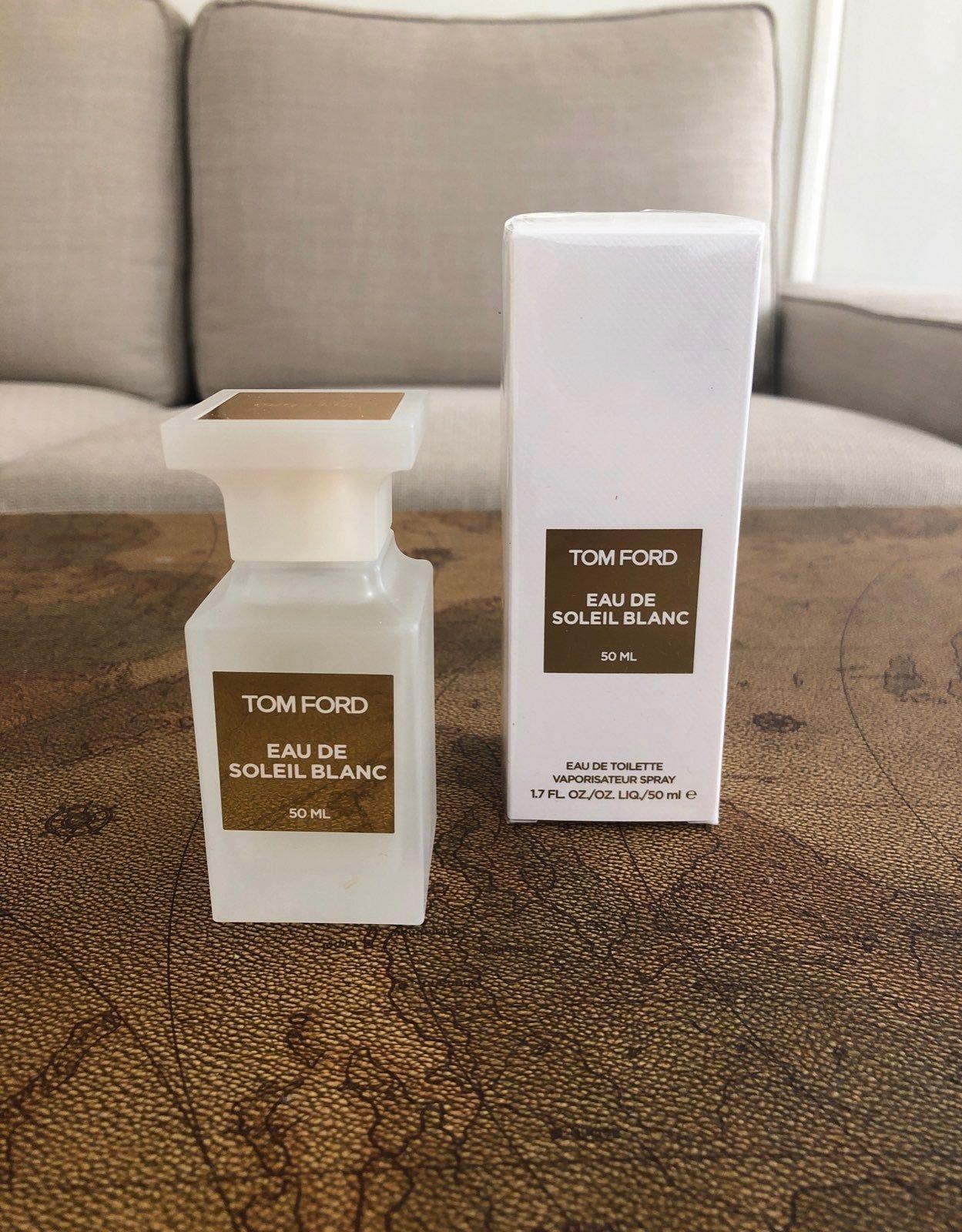 Crisp Radiant Addictive Eau De Soleil Blanc Embodies A