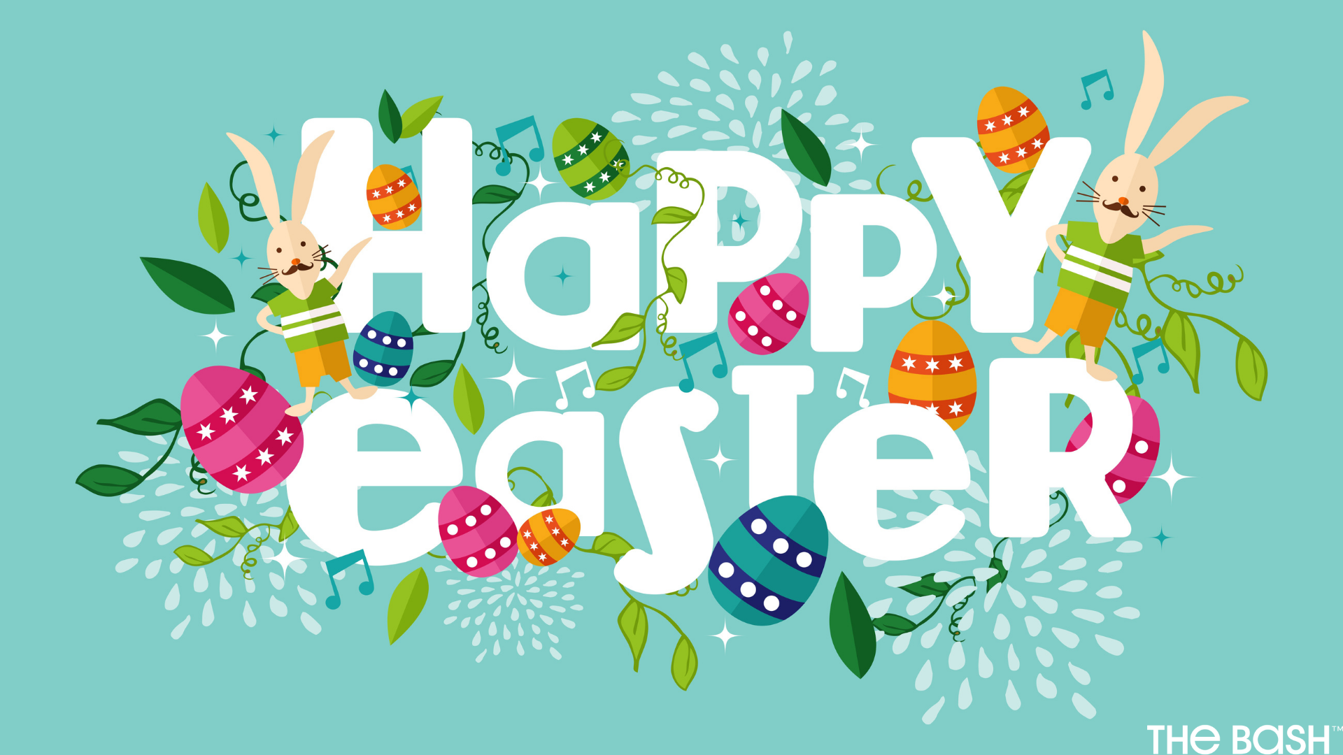 35 Easter Zoom Backgrounds for Your Virtual Spring Party ...
