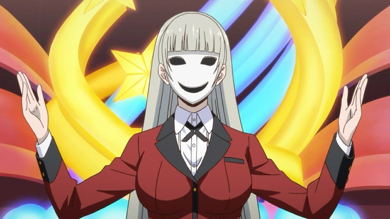 Kakegurui Screenshots in 2020 Anime, Art, Seasons