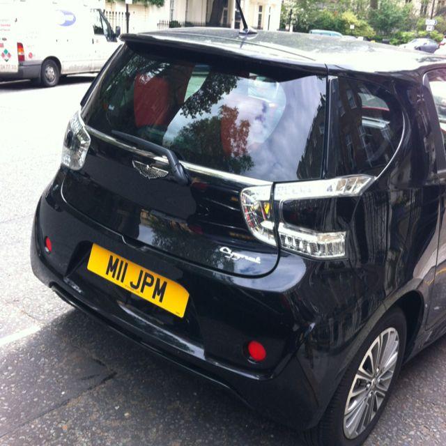 Cars in london