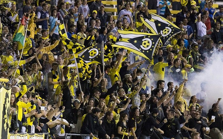 columbus crew supporters - Google Search