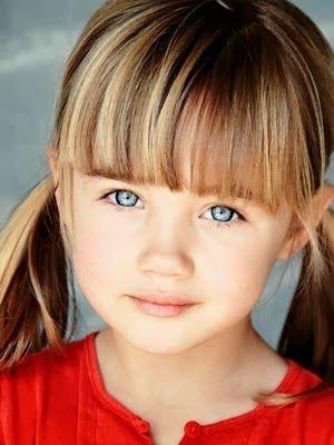 Pin De Susanaamestoy En Pelo Pinterest Beautiful Children Kids