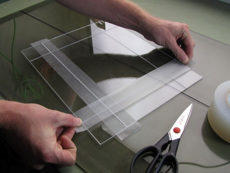 what can i do with plexiglass