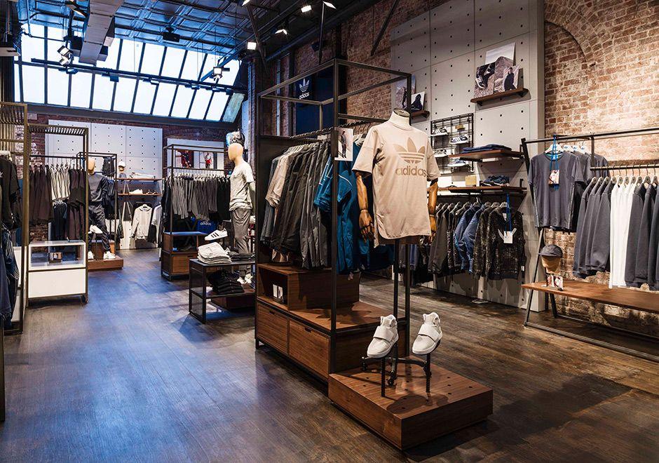 trimestre Corresponsal Respetuoso  New adidas Originals SoHo NYC Store 2016   SneakerNews.com   Adidas store,  Soho nyc, Adidas originals