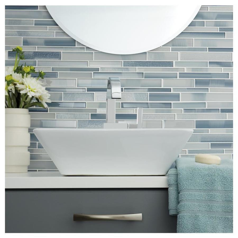 Product Image 2 | Master bath | Pinterest | Mosaic glass, Wall tiles ...