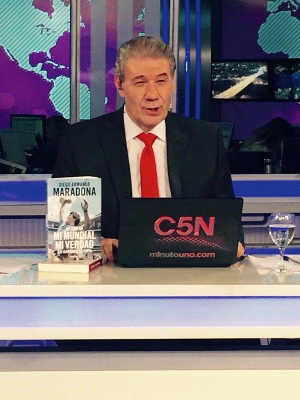 """Morales: """"Vi spiego perchè Maradona è ancora il migliore di tutti"""" - http://www.maidirecalcio.com/2016/06/04/morales-maradona-migliore-messi.html"""