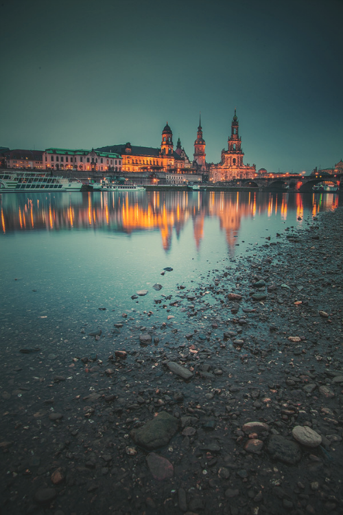 earthlycreations:  Dresden, Germany by Roberto Pavic