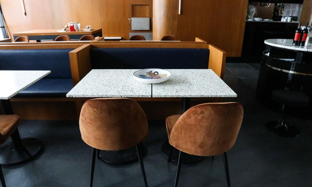 The Bureau Change your Way of Working Terrazzo Bureaus and Paris
