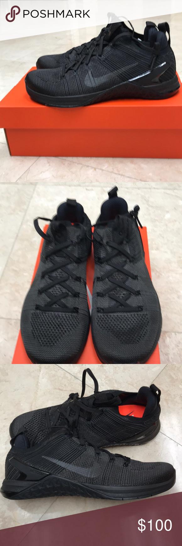 NIKE METCON DSX FLYKNIT Sneakers Size 7.5