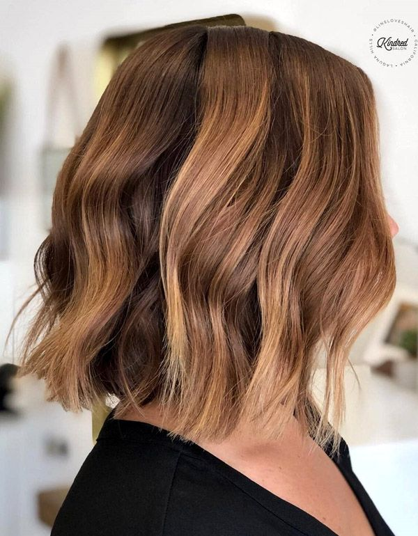 20 Brown Hair With Highlights 2019 With Images