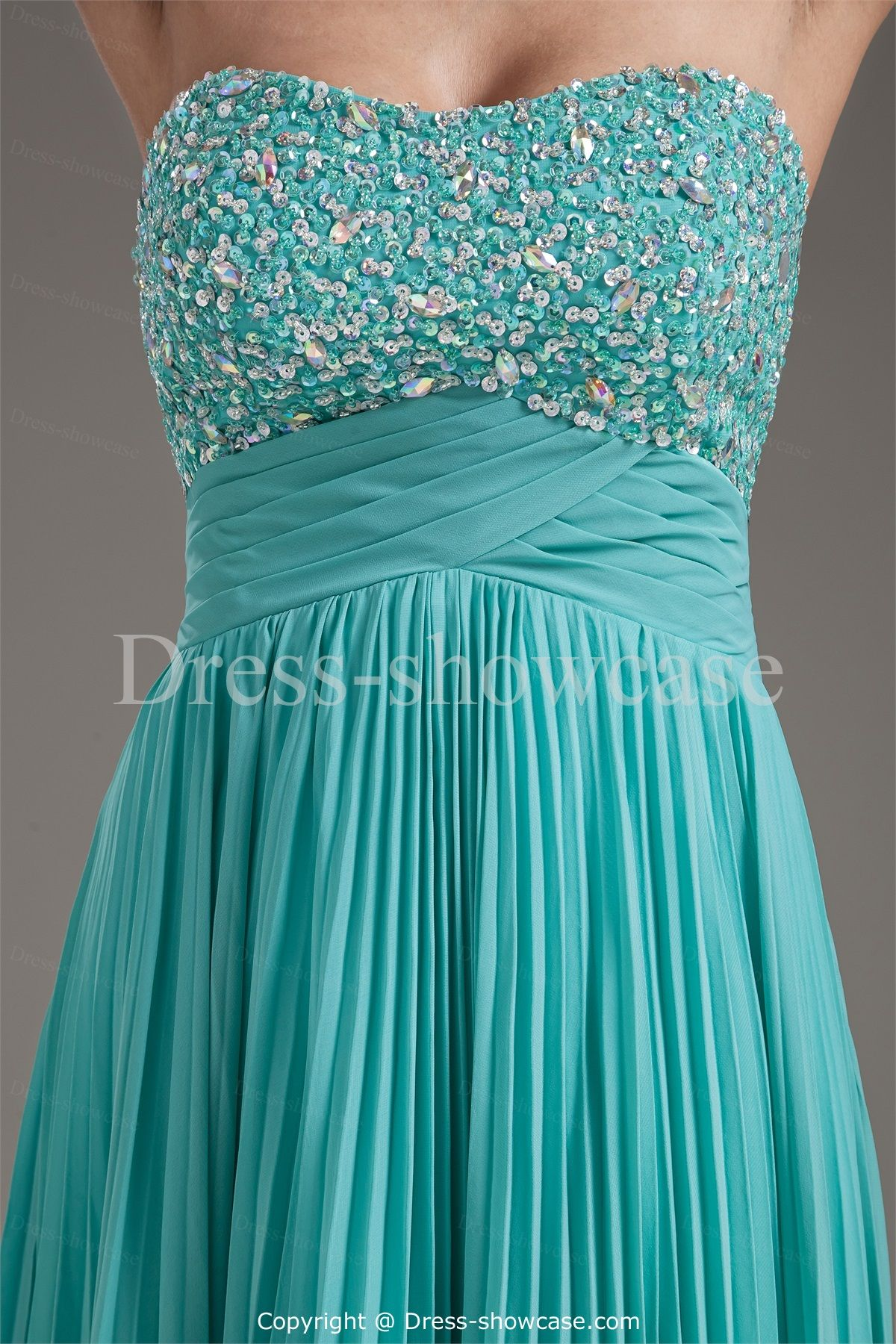bridesmaid dresses in turquoise | Turquoise A-Line Wedding Guest ...