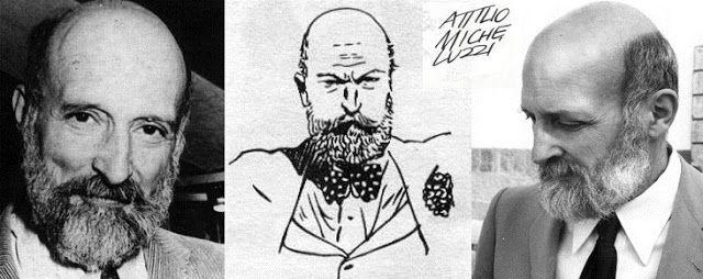 For ATTILIO MICHELUZZI | comic cargo team
