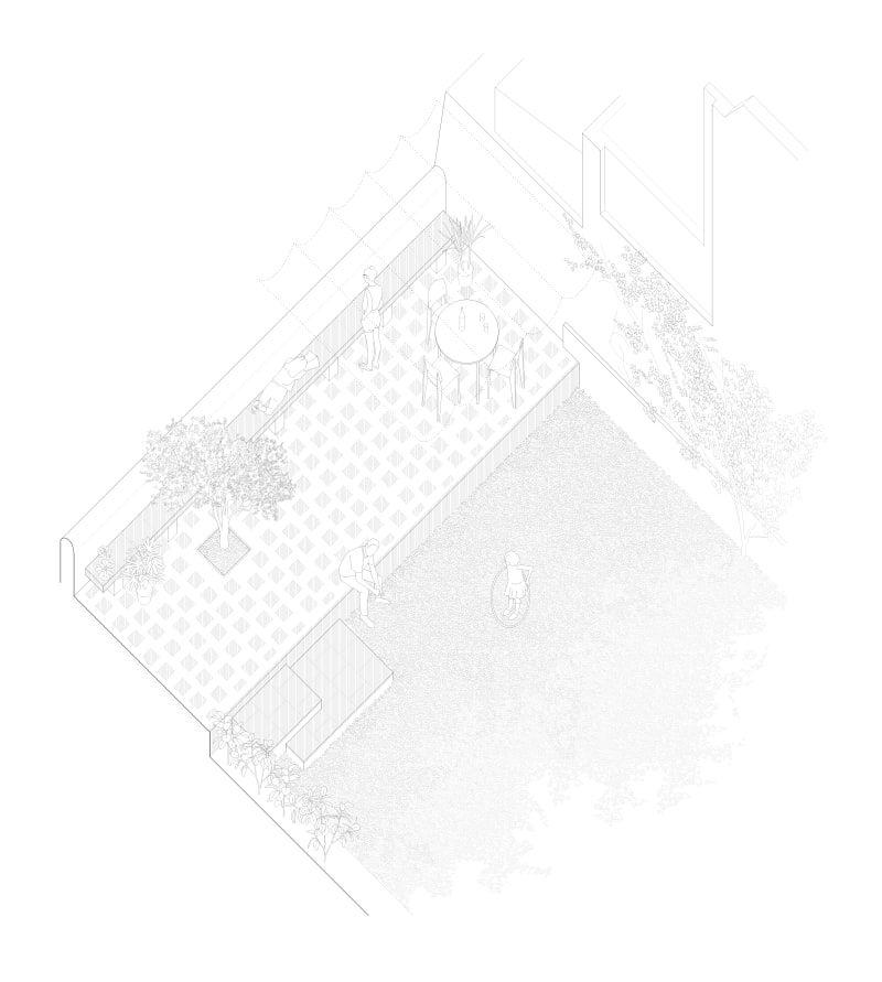 Bonell Doriga Bertran Ii Architecture Drawing Visual Contemporary Architecture