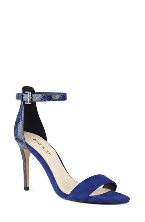 4acce43e5ca Nine West 'Mana' Ankle Strap Sandal (Women) | clothes | Ankle strap ...