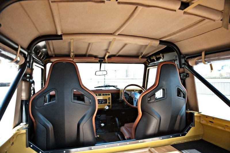 Exterior Twisted Performance Land rover defender