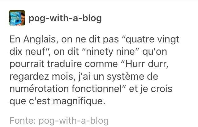 19 Posts Tumblr Sur La Langue Francaise Qui Feront Rire Tous Les Bilingues Bilingual Humor Language Jokes How To Speak French