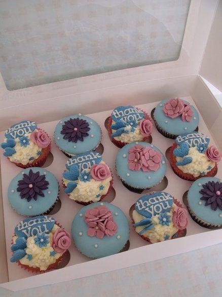 Thank You Teacher Cupcakes Teacher Cupcakes Teacher Cakes