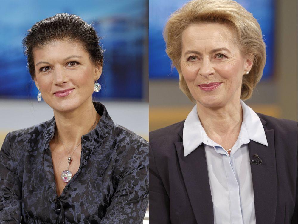 Haufigster Gast Das Sind Die Beiden Talkshow Queens 2017 Germanys Next Topmodel Next Topmodel Ard Und Zdf