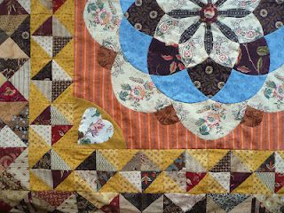 Not so zen quilts in paris my style quilt border