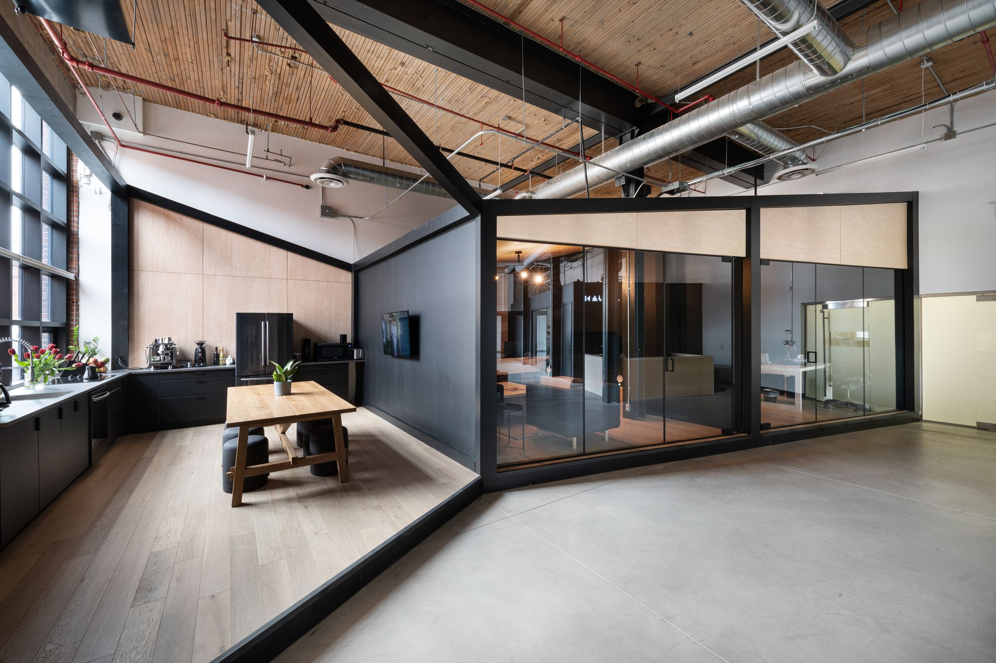 Artjail Offices Studioac With Images Office Interior Design