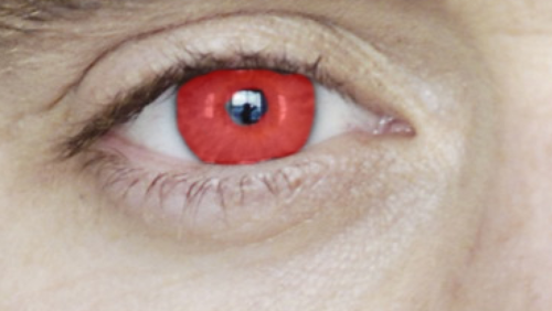 Red eye photoshop cs6