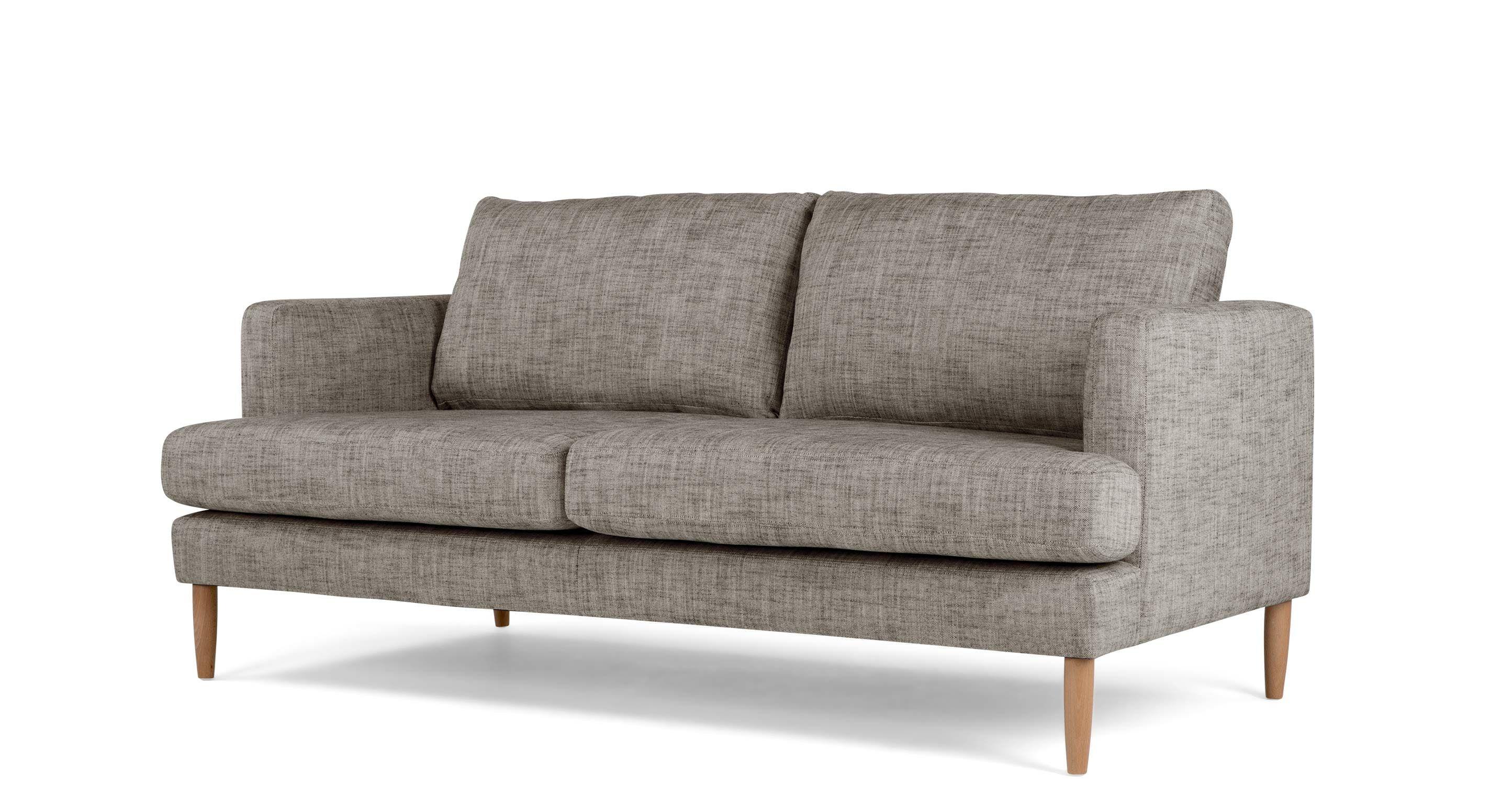 Kotka 2 Sitzer Sofa Vintage Braun Sitting Rooms Sunroom And Room