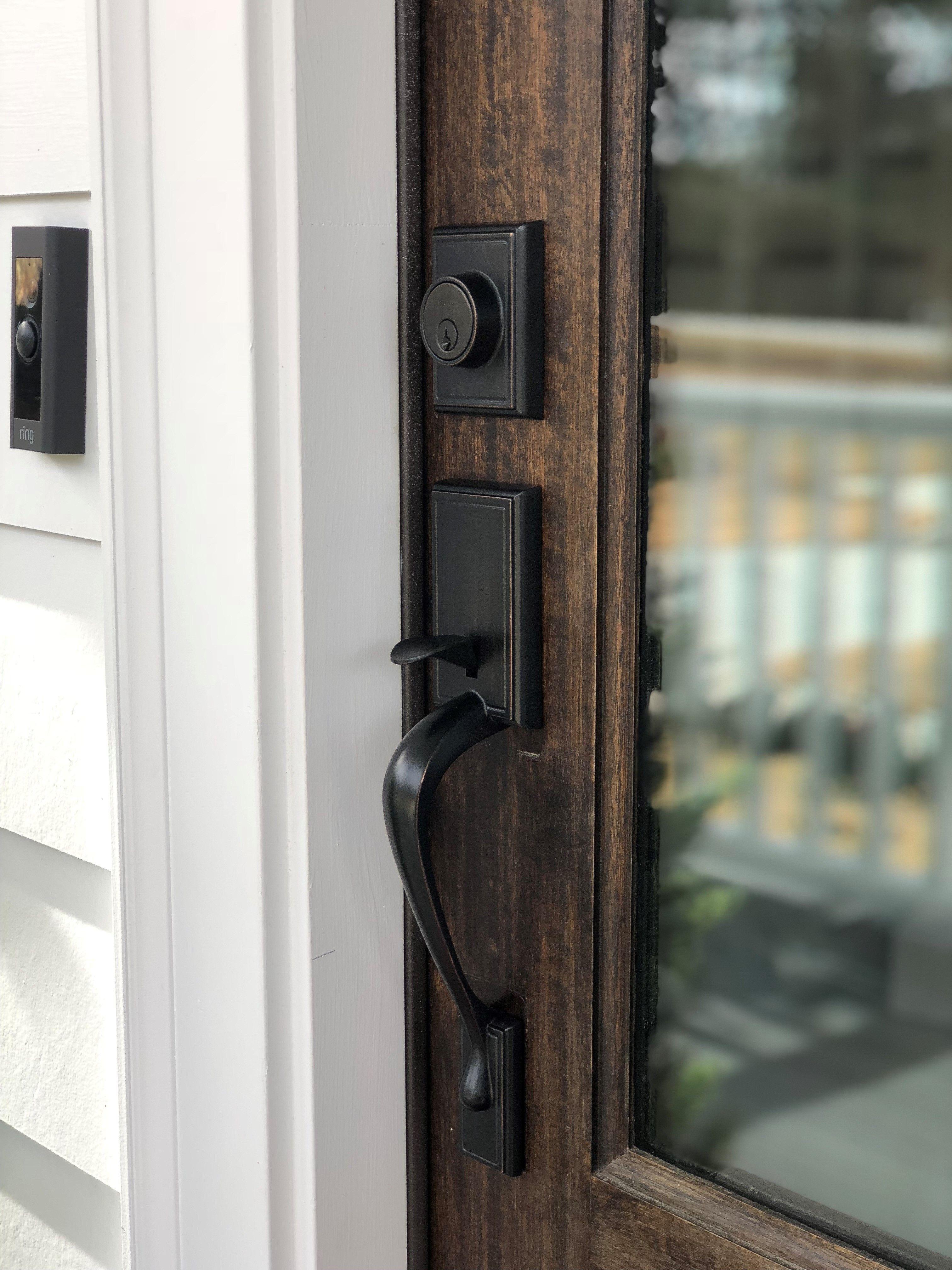 Traditional or Farmhouse Style Farmhouse style, Doors