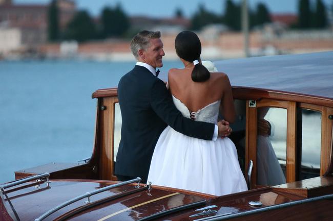 Die Hochzeit Von Ana Ivanovic Und Bastian Schweinsteiger Braute Heiraten Braut