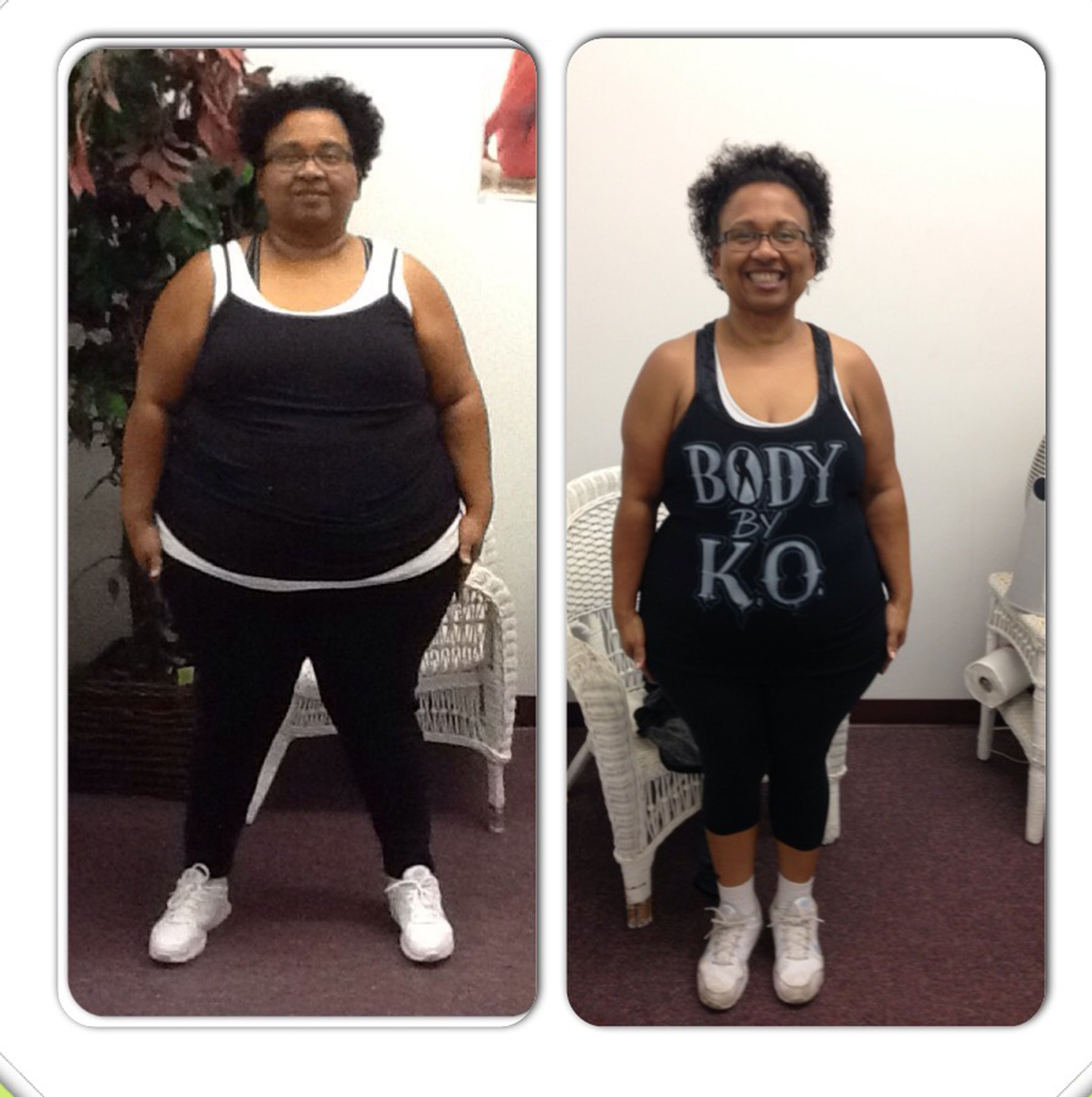 Extreme weight loss ashley