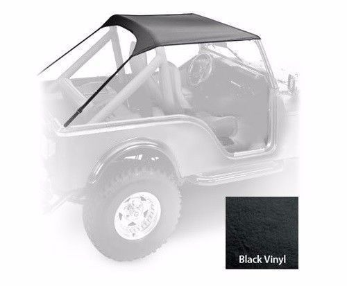 Details About Smittybilt Standard Soft Top For Jeep Cj7 1976 1986